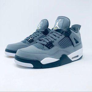 Jordan 4 Retro Cool Gray